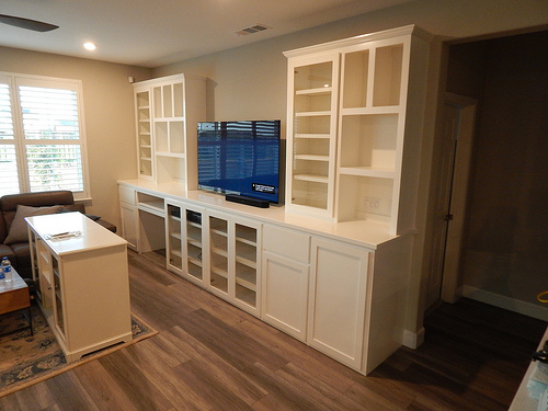 Sticks Custom Woodworking And Cabinetry Entertainment Center